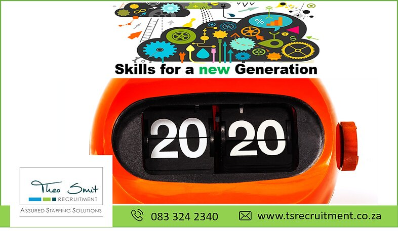 Skills for a New Generation