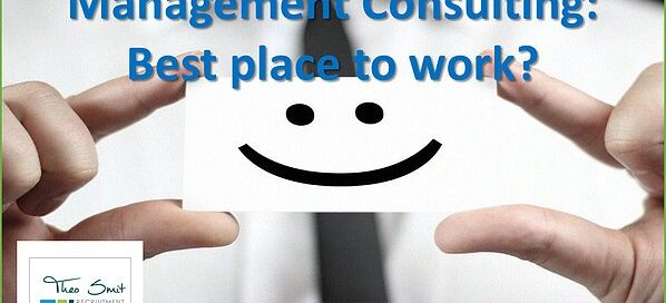 Management Consulting Best Place to Work