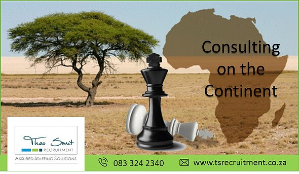 Africa Rising Consulting on the Continent