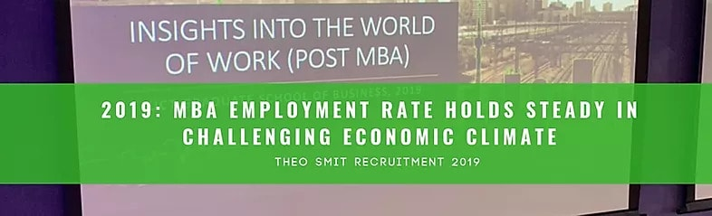 MBA Employment Rate
