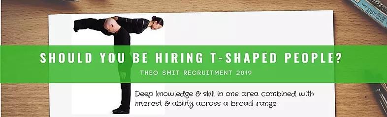 T shaped Employee