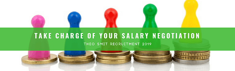 Taking charge of your salary negotiation